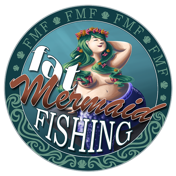 Fat Mermaid Fishing